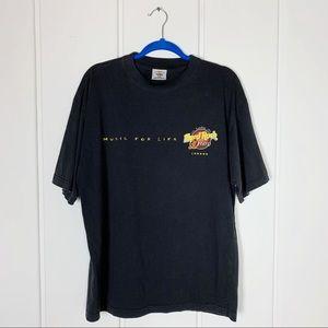 Hard Rock 30 Year Anniversary T-Shirt Vintage